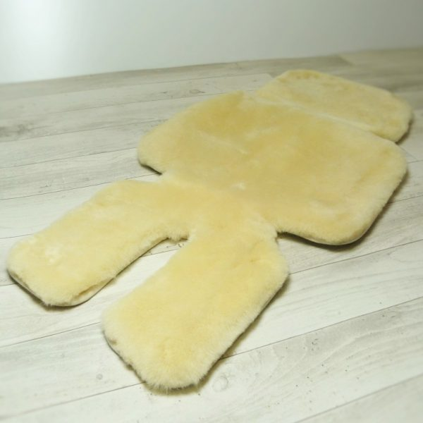 Baby Sheepskin Pushchair Liner