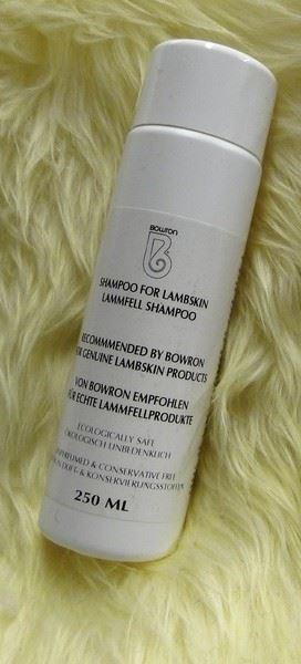 Sheepland sheepskin shampoo