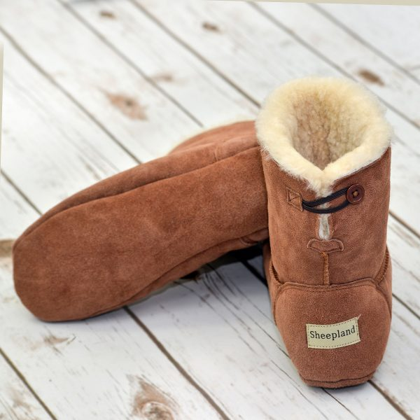 Sheepland the home of the Natural sheepskin slipper boots, perfect whatever the weather.