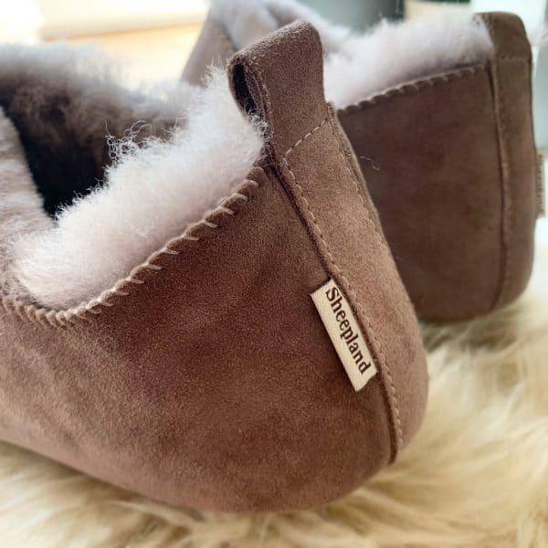 Sheepskin Sheepland Snug Slippers